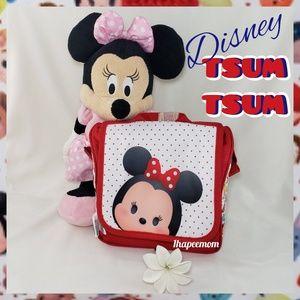 Disney Baby Bag Insulated Tsum Tsum Cooler NWOT